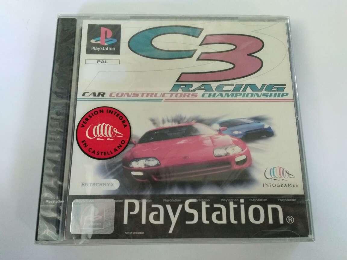 Imagen C3 racing, precintado