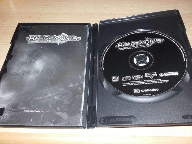 Imagen producto Haegemonia, las legiones de hierro 4