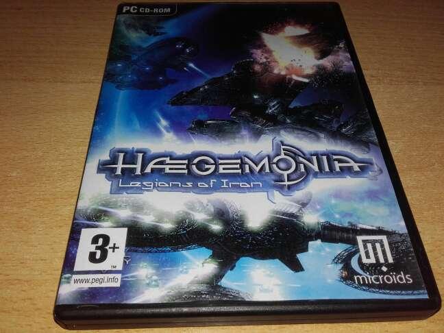 Imagen Haegemonia, las legiones de hierro