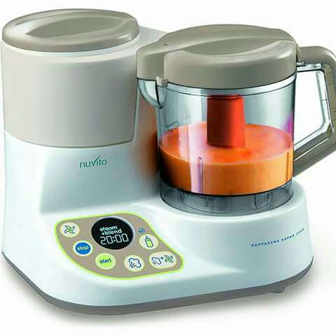 Imagen producto Minirobot de cocina 4