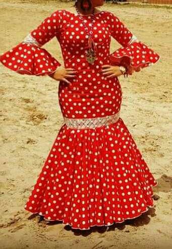 Imagen producto Vestidos de flamenca 5