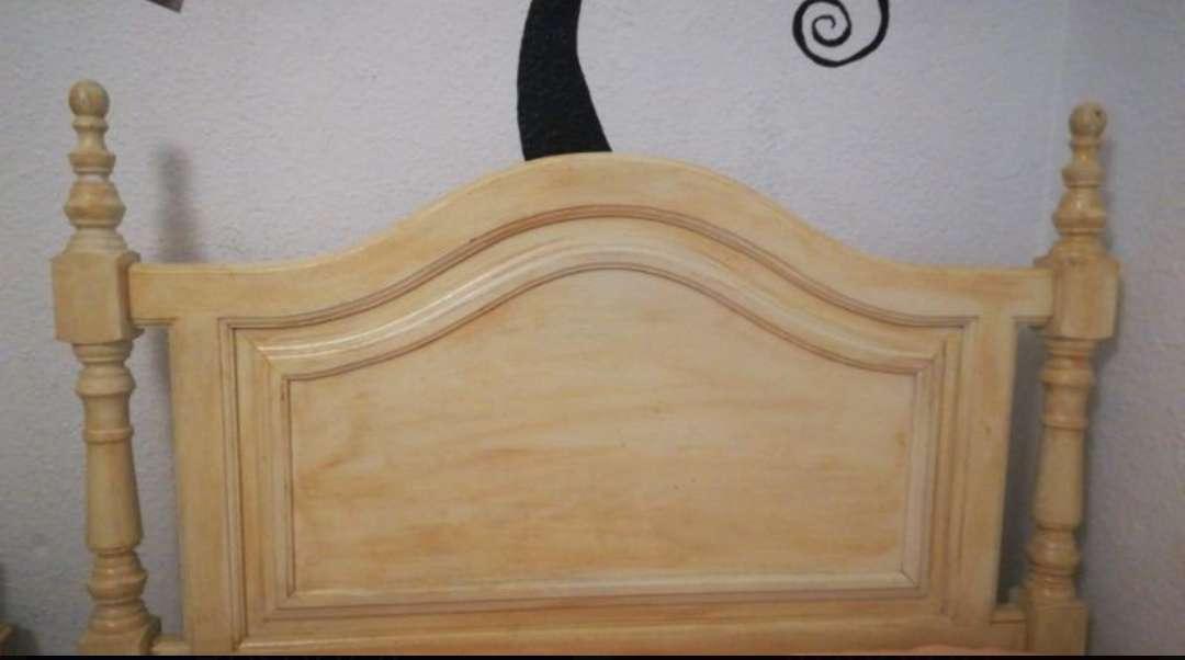 Imagen producto Cabecero de madera 2
