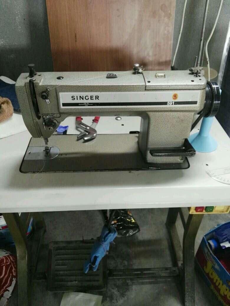Imagen máquinas de coser industriales