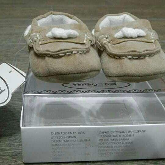 Imagen producto Mocasines vison bebe 3