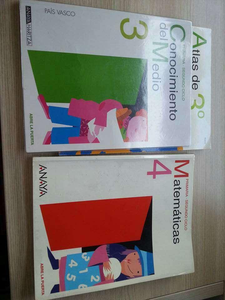 Imagen producto Libros de primaria y 1de la eso 6