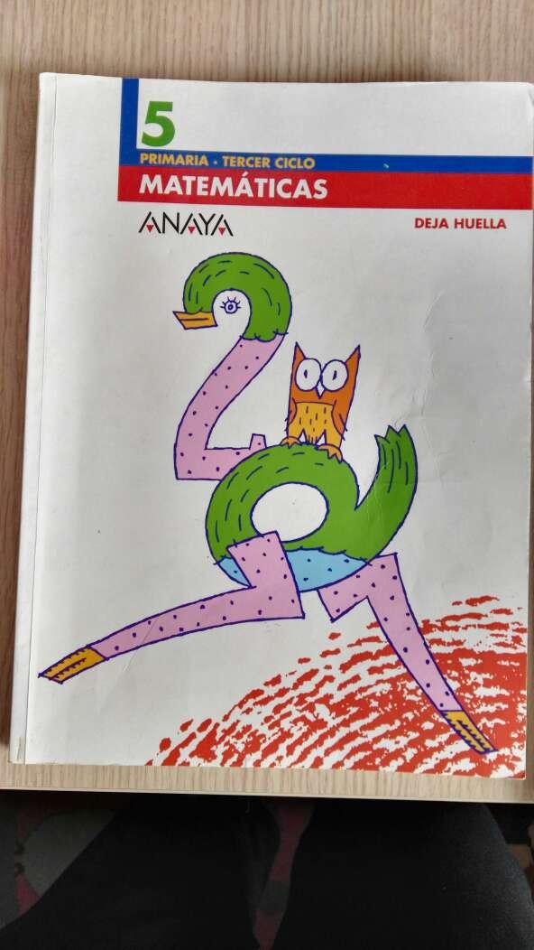 Imagen producto Libros de primaria y 1de la eso 4