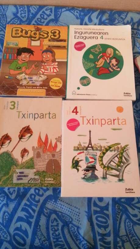 Imagen producto Libros de primaria y 1de la eso 9