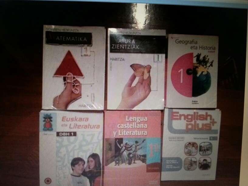 Imagen producto Libros de primaria y 1de la eso 10
