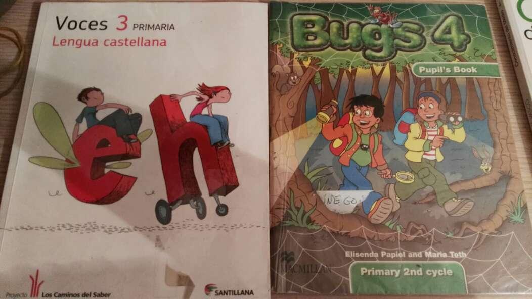 Imagen producto Libros de primaria y 1de la eso 7