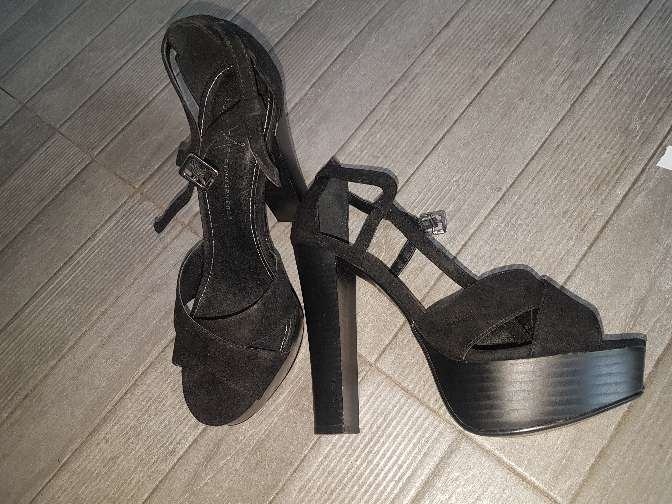 Imagen zapatos de tacón verano