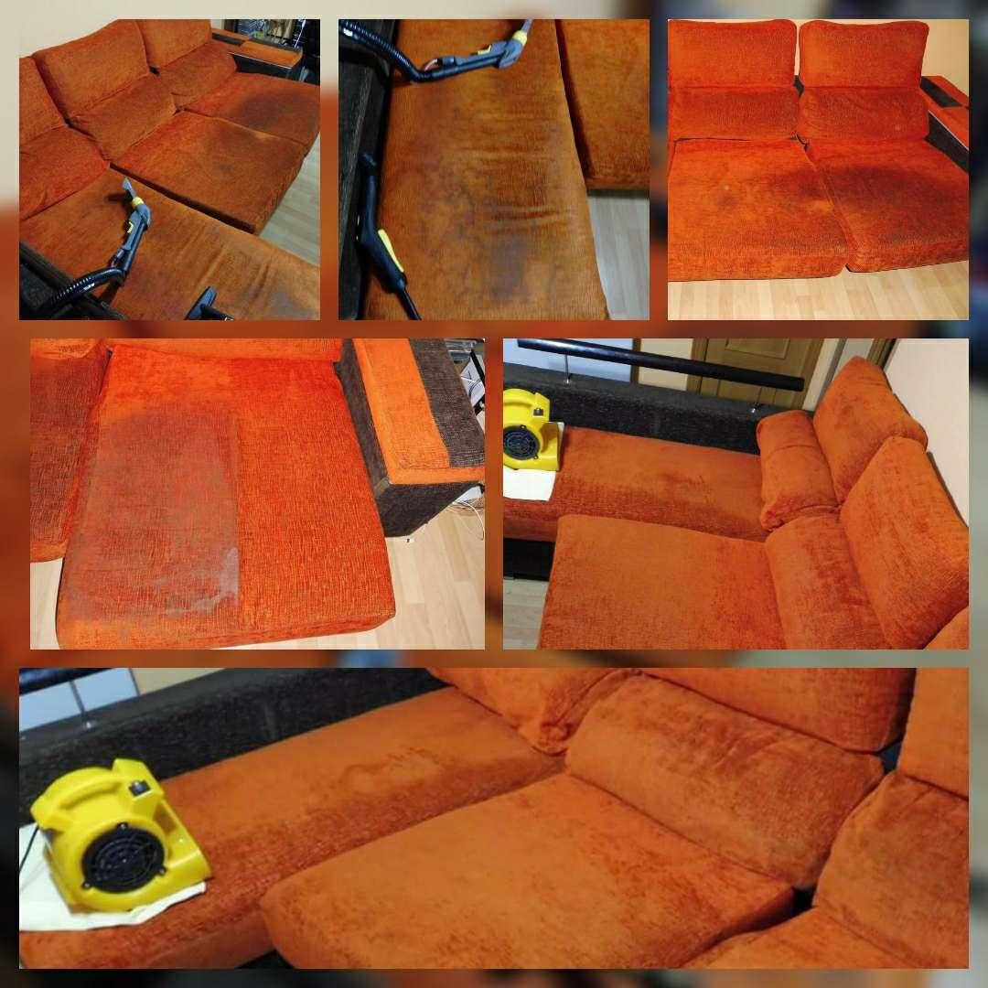 Imagen Lavado de sofás a domicilio