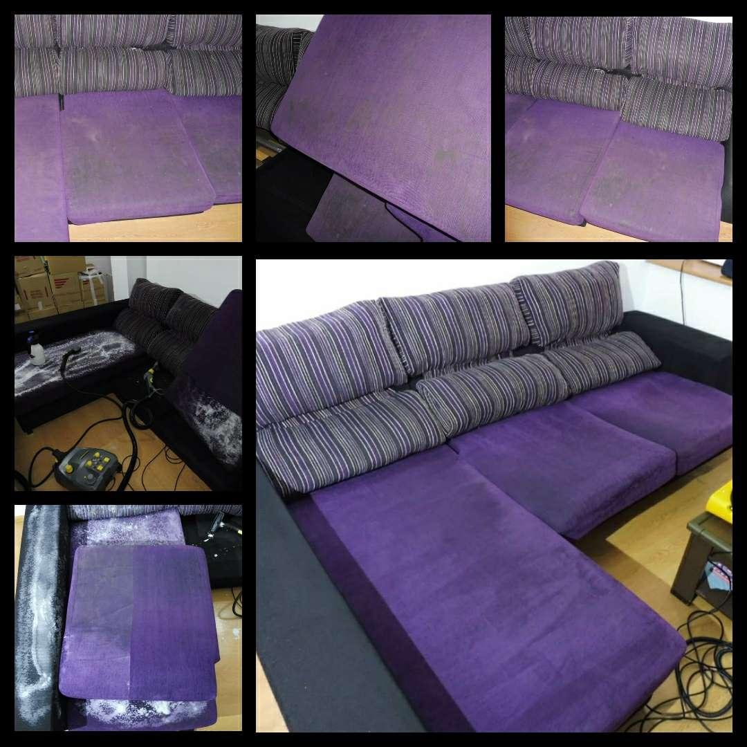 Imagen producto Lavado de sofás a domicilio 3