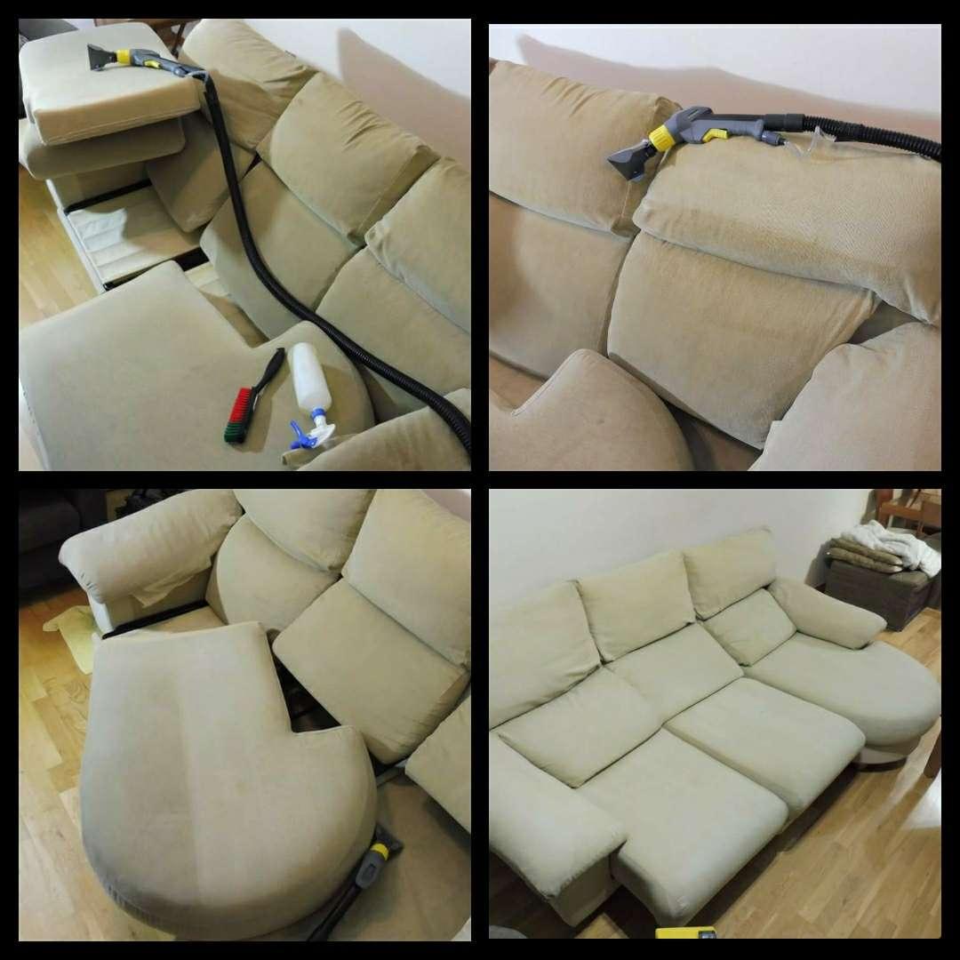 Imagen producto Lavado de sofás a domicilio 4