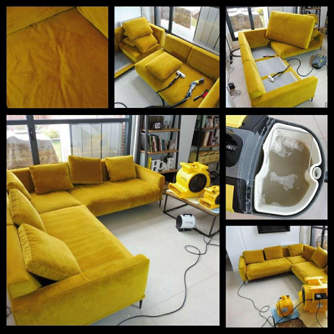 Imagen producto Lavado de sofás a domicilio 5