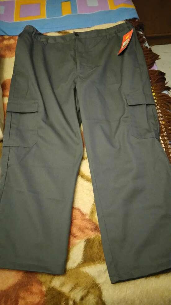 Imagen 2 pantalones xxl de 107 cm con varios bolsillos ,nuevo sin estrenar