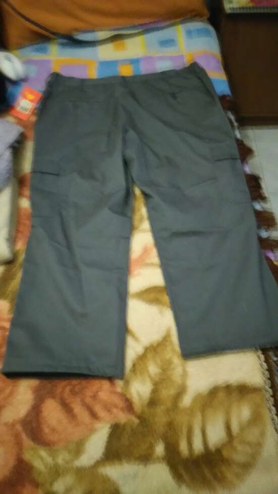Imagen producto Pantalon xxl de 97c.38icon varios bolsillos ,nuevo sin estrenar 2