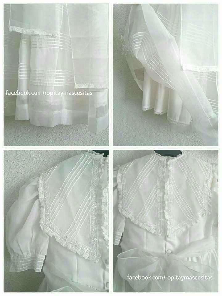 Imagen producto Vestido clásico  4