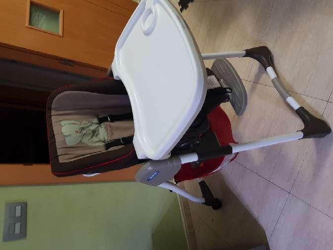 Imagen trona bebe