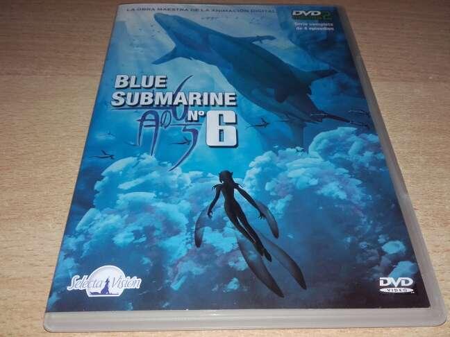 Imagen Blue submarine n. 6