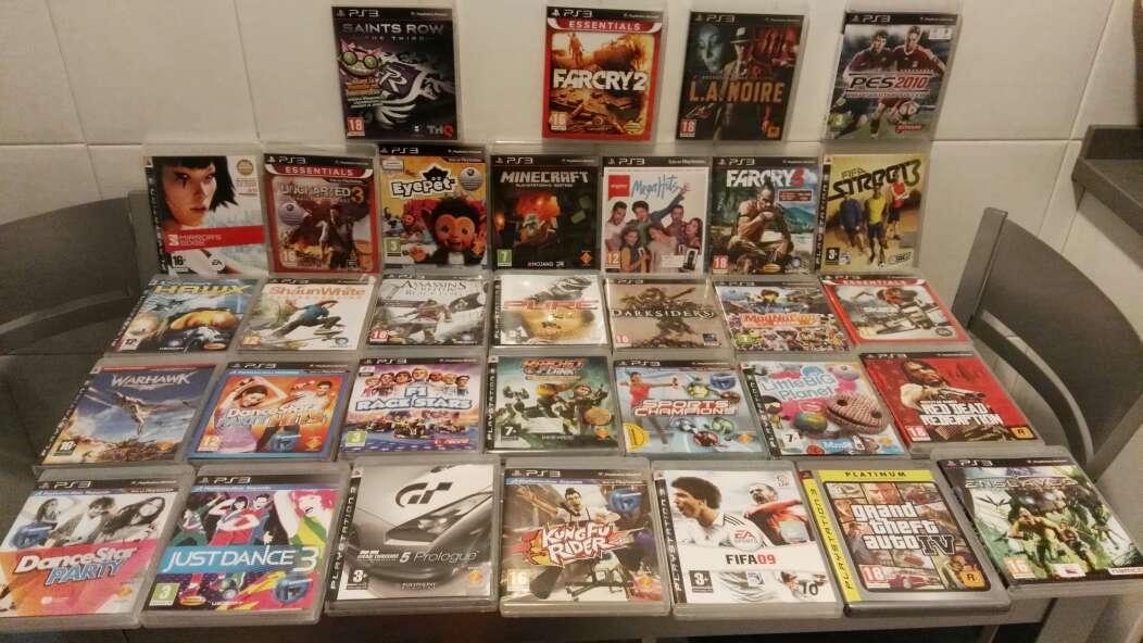 Imagen producto Juegos ps3 y psp 3