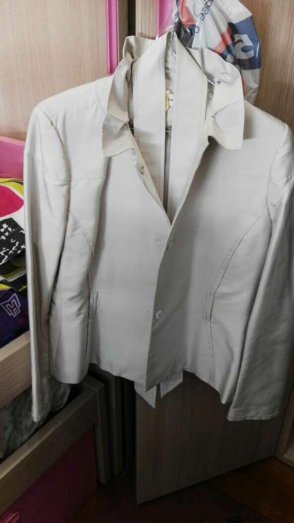Imagen chaqueta de mujer talla m.