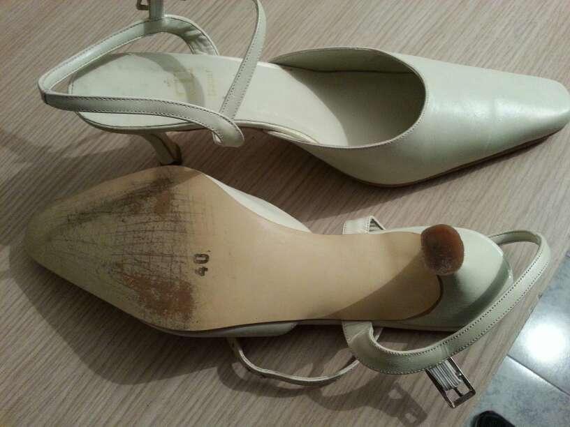 Imagen producto Vestido novia 40,42 regalo zapatos n.40 6