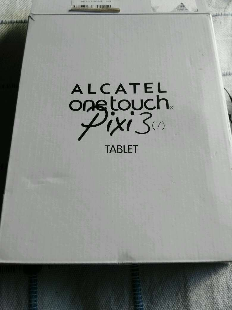 Imagen producto Tablet alcatel one touch pixi 3  3
