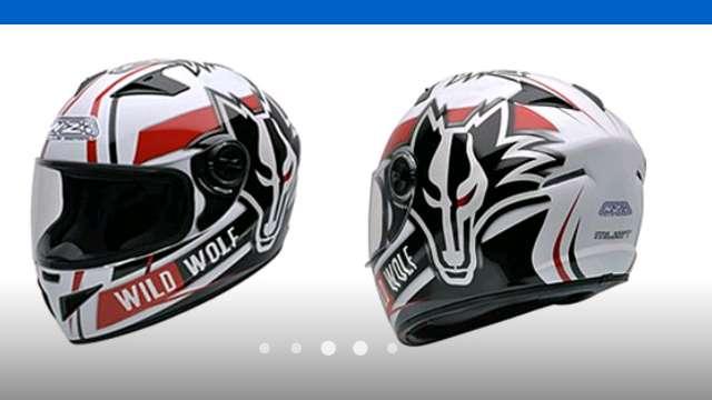 Imagen producto Casco de moto nuevo a estrenar homologado integral para chico o chica 65 € precio al coste 4