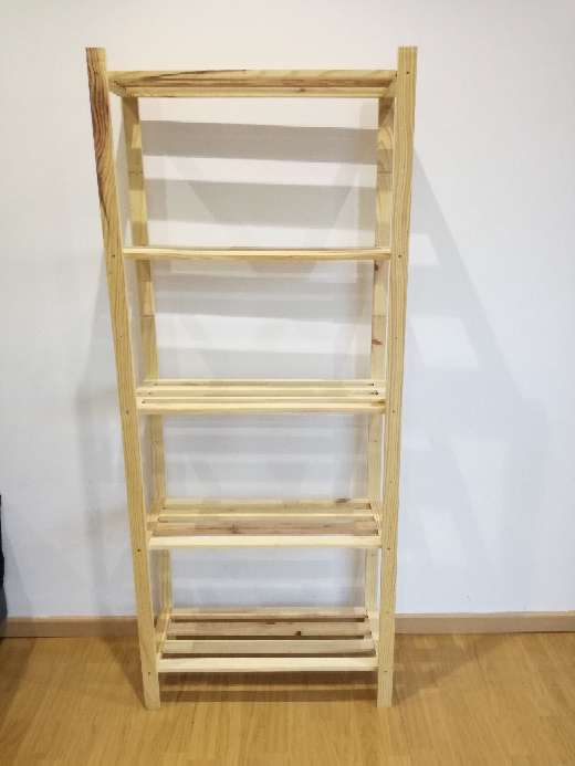 Imagen producto Estantería de madera 1