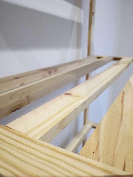 Imagen producto Estantería de madera 3