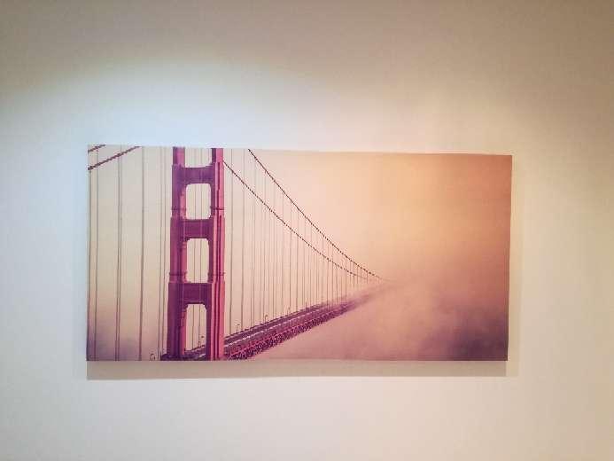Imagen Lienzo San Francisco
