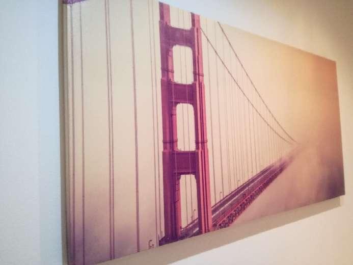 Imagen producto Lienzo San Francisco  2
