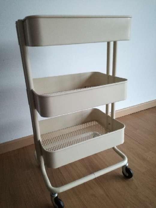 Imagen producto Carrito metálico  2