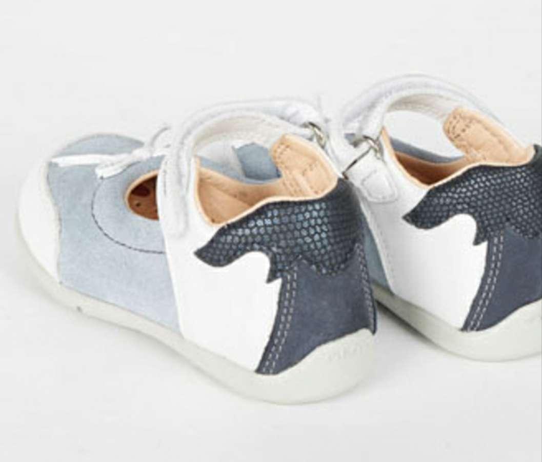 Imagen producto Zapatos piel GEOX T 22 a estrenar  2