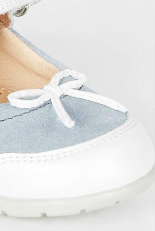 Imagen producto Zapatos piel GEOX T 22 a estrenar  4