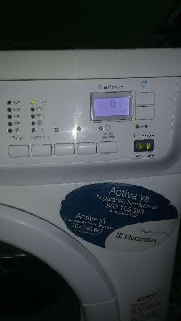Imagen producto Lavadora Electrolux 2