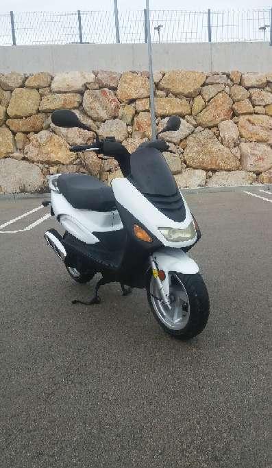 Imagen producto Tgb F409 125cc 1