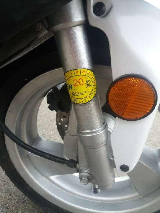 Imagen producto Tgb F409 125cc 9