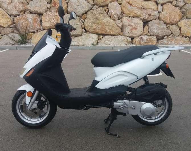 Imagen producto Tgb F409 125cc 5