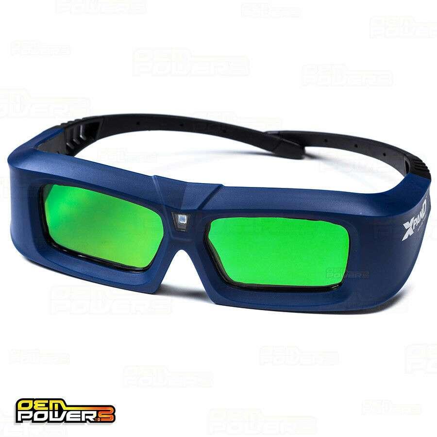 Imagen producto Gafas 3D con bateria nuevas 1