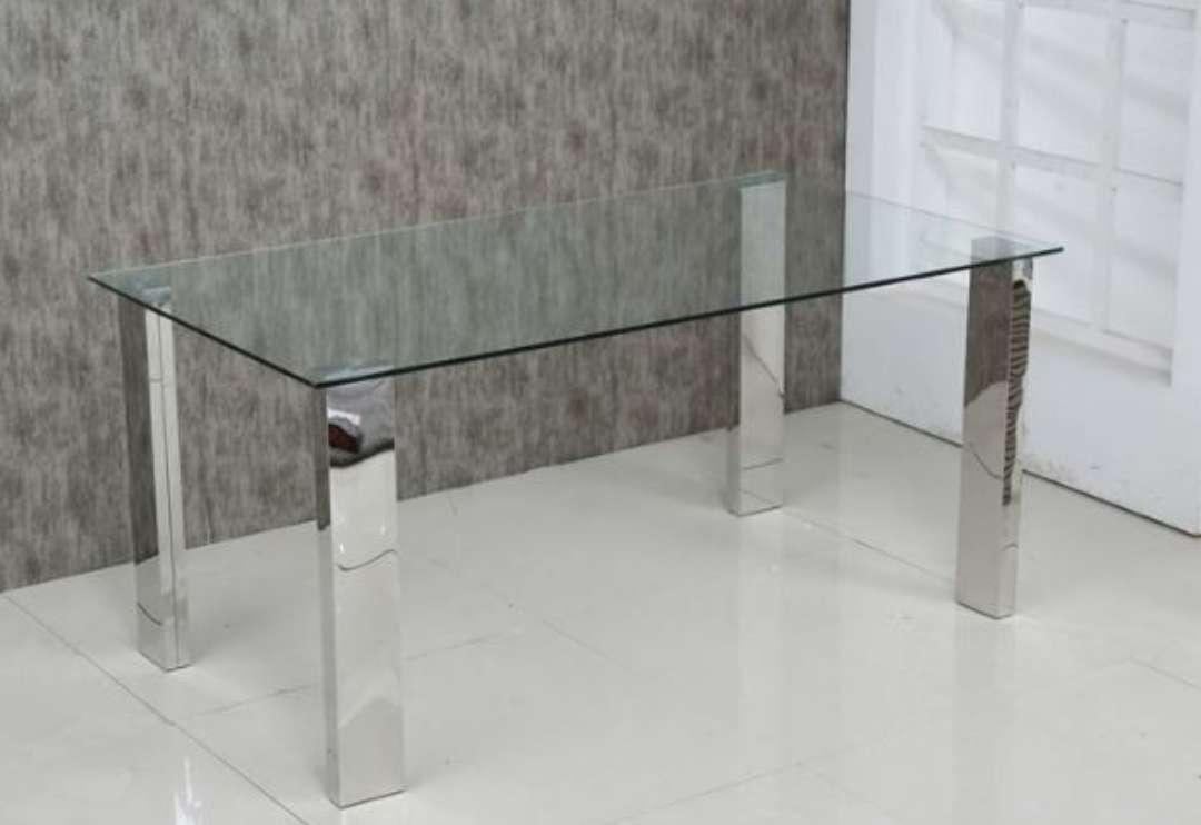 Imagen Mesa cristal de Seguridad