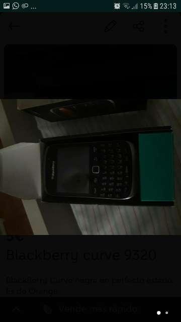 Imagen Blackberry curve 9320