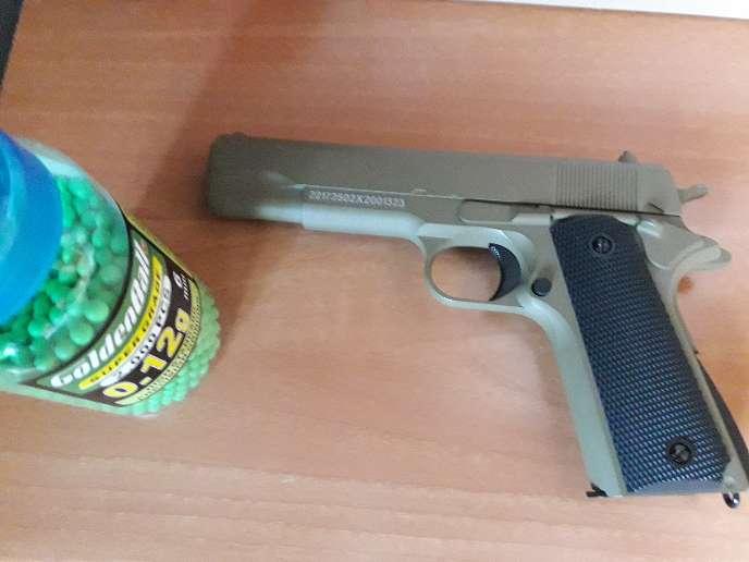 Imagen Pistola de bolas