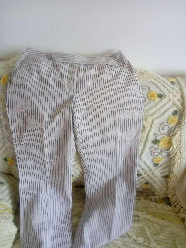 Imagen pantalón rallas