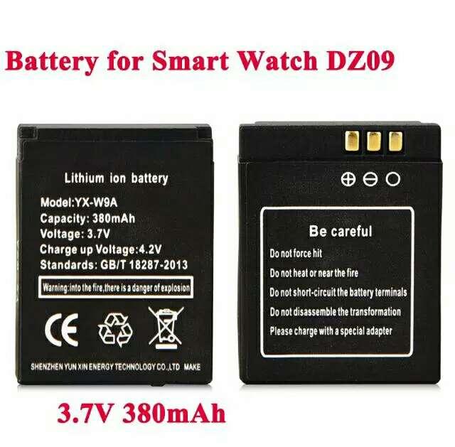 Imagen Bateria para smartwach DZ09