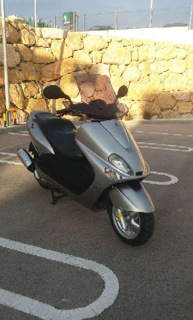 Imagen Yamaha Majesty 125cc