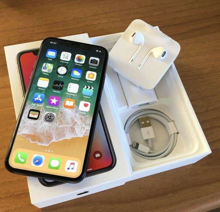 Imagen producto Iphone x 64GB 1