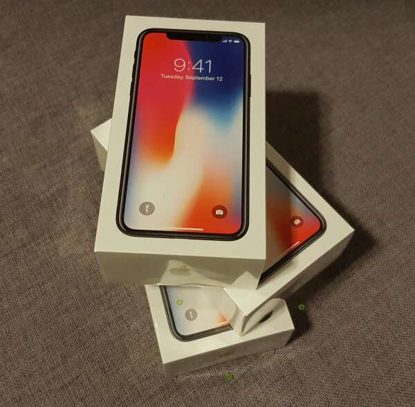 Imagen producto Iphone X 256GB  1
