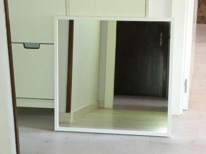 Imagen Espejo blanco