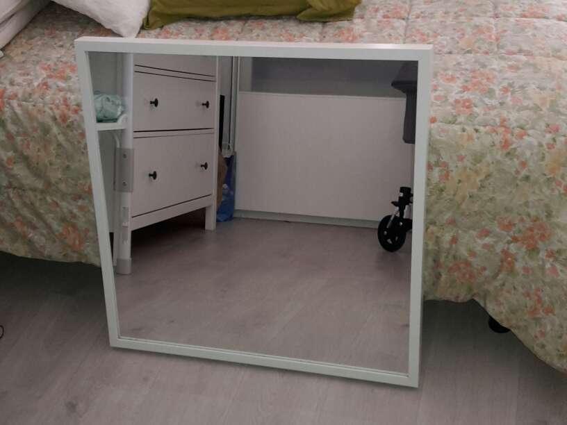 Imagen producto Espejo blanco 2